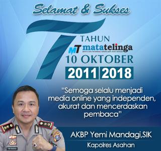 7th Anniversarry - Kapolres Asahan