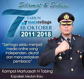 7th Anniversarry - Kapolsek Medan Baru