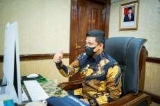 Hari ke- 3 Pembekalan Kepemimpinan, Bobby Nasution Berharap Ilmu yang didapati bermanfaat bagi Kemajuan Kota
