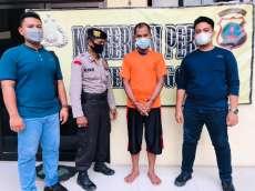 Miliki Narkoba, Terpaksa Tidur di Hotel Prodeo Sunggal