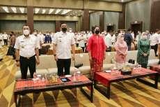 Wali Kota Medan Instruksikan Seluruh OPD Harus Mampu Menjabarkan Lima Program Prioritas Yang Telah Ditetapkan