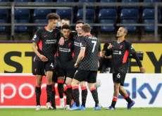 Liga Inggris 2021-2022 : Liverpool Menang 3-0 atas Crystal Palace