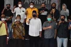 Bobby Nasution Apresiasi Peran Alm As Atmadi Dalam Dunia Seni dan Kewartawanan    Medan