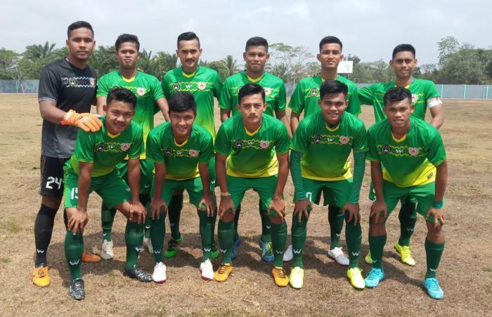 Sepakbola Porwil  Aceh Lolos Pon Sumut Cukup Bermain Imbang