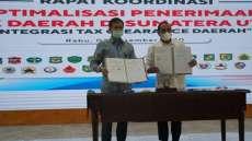Kerjasama Dengan Pemprov, Pertamina Laporkan Setoran PBBKB 1,9 T di Sumbagut