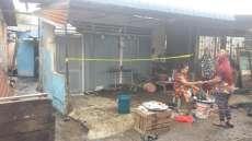36 Rumah Warga di Belawan Ludes Terbakar, Bantuan Terus Mengalir